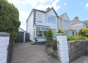 Thumbnail 3 bed semi-detached house for sale in Church Road, Plymstock, Plymouth.