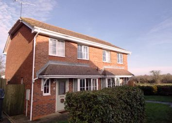 Thumbnail 3 bed semi-detached house for sale in Little Close, Bozeat, Northamptonshire