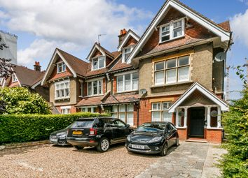 Thumbnail 2 bed flat to rent in Cedar Road, Belmont, Sutton, Surrey