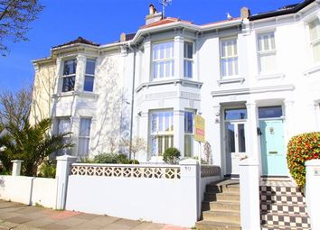 Thumbnail 3 bed terraced house for sale in Lucerne Road, Brighton, East Sussex