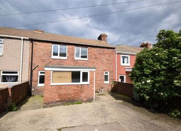 Thumbnail 3 bed terraced house for sale in Raby Avenue, Easington, County Durham