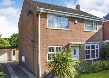 Thumbnail 4 bed detached house for sale in Crown Close, Rainworth, Mansfield