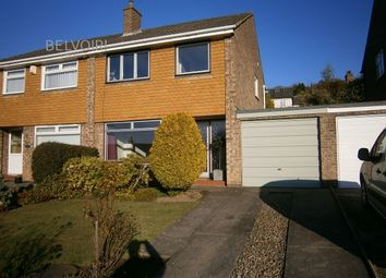 Thumbnail 3 bed semi-detached house to rent in Birkdene, Hexham