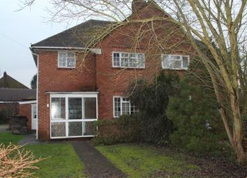 Thumbnail 4 bed semi-detached house to rent in Spring Rise, Englefield Green, Egham
