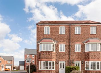 Thumbnail 3 bed semi-detached house for sale in Oval View, Middlesbrough, Middlesbrough