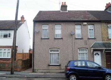 Thumbnail 2 bedroom end terrace house for sale in Cadmore Lane, Cheshunt