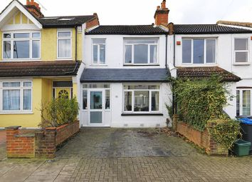 Thumbnail 3 bed terraced house for sale in Beverley Road, New Malden