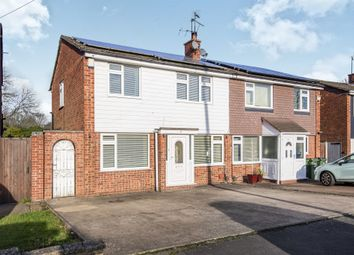 3 bed semi-detached house for sale in Beechwood Avenue, Leicester Forest East, Leicester LE3