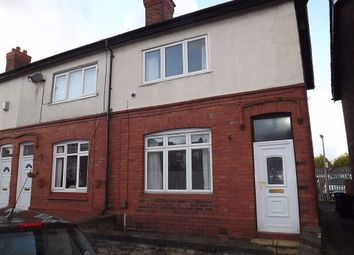 Thumbnail 2 bed terraced house to rent in Dundonald Avenue, Stockton Heath, Warrington