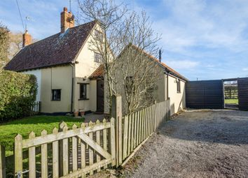 Thumbnail 3 bed semi-detached house for sale in Knotting Road, Melchbourne, Bedford
