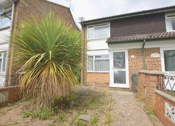 Thumbnail 2 bed end terrace house for sale in Hunter Drive, Bletchley, Milton Keynes