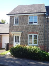 Thumbnail 3 bed end terrace house to rent in Maple Rise, Whiteley, Fareham, Hampshire
