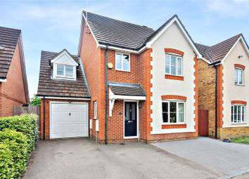 4 bed detached house for sale in Moonfleet Close, Kemsley, Sittingbourne ME10