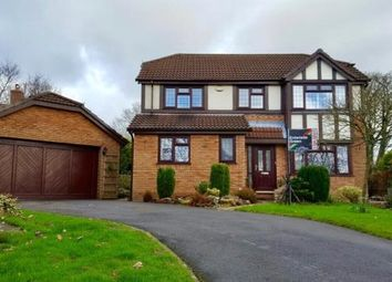 Thumbnail 4 bed detached house for sale in Dunrobin Drive, Euxton, Chorley, Lancashire