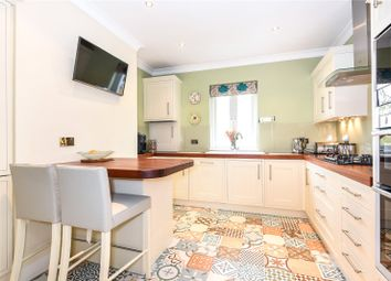 Thumbnail 2 bed flat for sale in Hallowell Road, Northwood, Middlesex