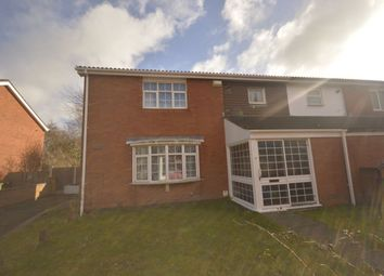 Thumbnail 4 bedroom semi-detached house to rent in Holloway Street, Wolverhampton
