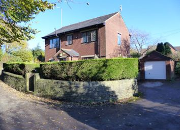 Thumbnail 3 bed detached house for sale in Cowlishaw, Shaw, Oldham