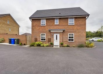 Thumbnail 3 bed semi-detached house for sale in Taurus Close, Mansfield