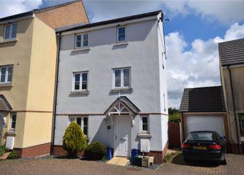 Thumbnail 4 bed end terrace house for sale in Trafalgar Drive, Torrington
