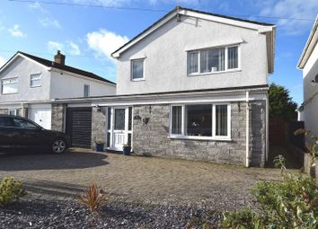 Thumbnail 3 bed detached house for sale in Harlech, West Park Drive, Porthcawl