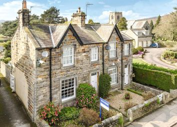 Thumbnail 3 bed semi-detached house for sale in Church Lane, Hampsthwaite, Harrogate
