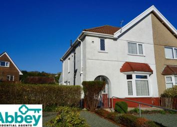 Thumbnail 3 bed semi-detached house for sale in Penywern Road, Bryncoch, Neath