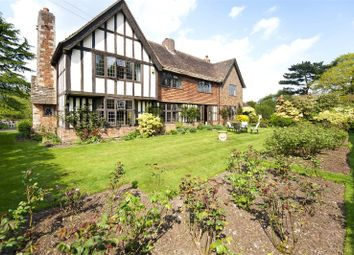 Thumbnail 5 bed detached house for sale in Kent Hatch Road, Limpsfield Chart, Oxted, Surrey
