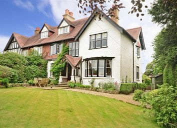Thumbnail 6 bed semi-detached house for sale in Crowborough Hill, Crowborough, East Sussex