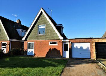 Thumbnail 3 bed link-detached house for sale in Hillcrest, Downham Market