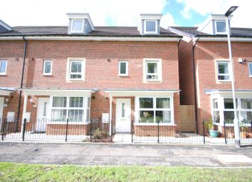 Thumbnail 4 bed terraced house for sale in Ryder Court, Killingworth, Newcastle Upon Tyne