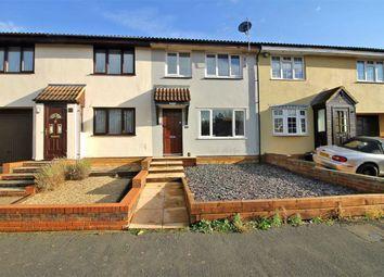 Thumbnail 3 bedroom terraced house to rent in Hilliard Drive, Bradwell, Milton Keynes