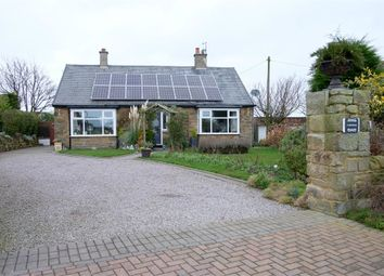 Thumbnail 3 bed detached bungalow for sale in -, Cresswell, Morpeth, Northumberland