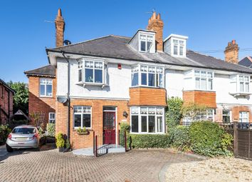 Thumbnail 5 bed semi-detached house for sale in London Road, Camberley