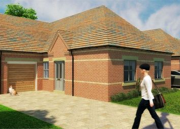 Thumbnail 3 bedroom detached bungalow for sale in The Hadden, Dormer Woods, Shireoaks Road, Worksop, Nottinghamshire