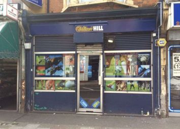 Thumbnail Retail premises for sale in Plaistow Road, London