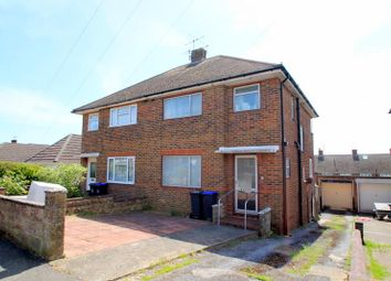 Thumbnail 3 bed property for sale in Downland Avenue, Southwick, Brighton
