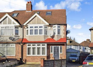 Thumbnail 5 bed semi-detached house for sale in Wydell Close, Morden, Surrey