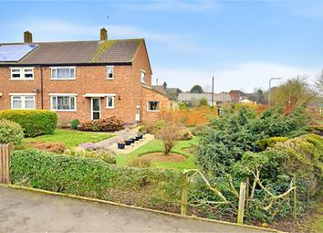 Thumbnail 3 bedroom semi-detached house for sale in Hyde Close, Roade, Northamptonshire