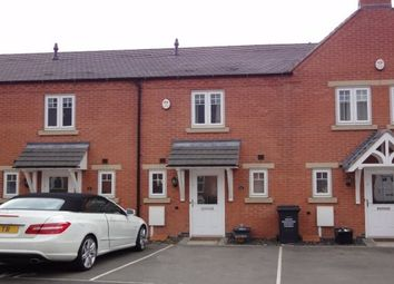 Thumbnail 2 bed town house to rent in Moray Close, Swadlincote
