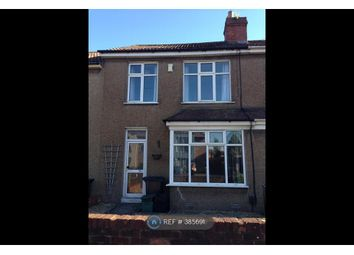 Thumbnail 4 bed terraced house to rent in Toronto Road, Bristol