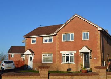 Thumbnail 3 bed semi-detached house for sale in Tarbolton Crescent, Chapelhall, Airdrie