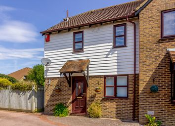Thumbnail 1 bed terraced house for sale in The Bulrushes, Ashford