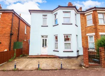 Thumbnail 3 bedroom semi-detached house for sale in Shelbourne Road, Bournemouth