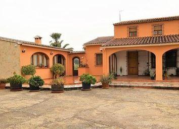 Thumbnail 4 bed finca for sale in Spain, Valencia, Alicante, Benissa