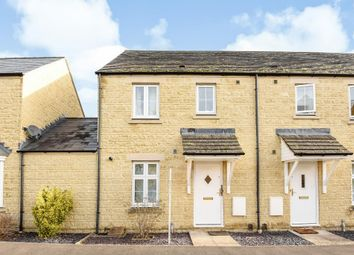 Thumbnail 3 bedroom terraced house for sale in Meadow Lane, Witney