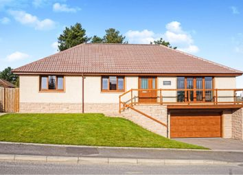 Thumbnail 3 bedroom detached bungalow for sale in Provost Drive, Lossiemouth