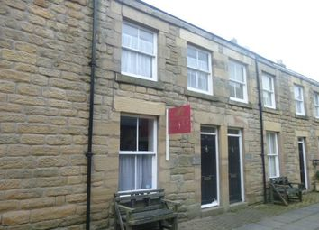 Thumbnail 2 bed terraced house to rent in Upper Dodds Lane, Alnwick