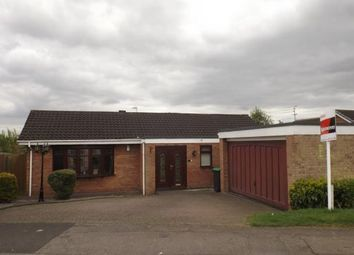 Thumbnail 4 bed bungalow for sale in Babbacombe Way, Hucknall, Nottingham, Nottinghamshire