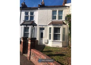 Thumbnail 3 bed terraced house to rent in Maple Road, Exeter