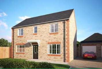 Thumbnail 4 bed detached house to rent in Hollow Road, Ramsey Forty Foot